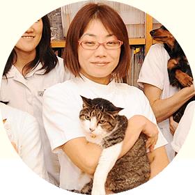 ロッソ動物病院 院長 青野 和美